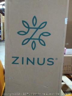 """zinus (TWIN) 8"""" memory foam Comfort pressure relief mattress"""