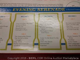 evening serenade box set