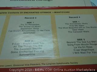 mantovani Enchanted strings box set