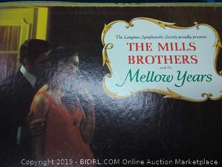 The Mills Brothers and the Mellow years box set Symphony