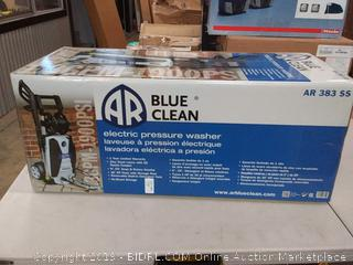 AR North America AR383SS-X Blue Clean 1900 PSI Electric Power