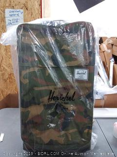 Herschel Highland medium 10653 - 0032 OS Woodland camo suitcase