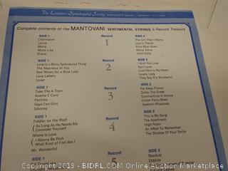 mantovani sentimental strings box set