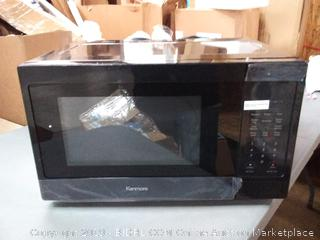 Kenmore 0.9 CU Point ft countertop microwave oven