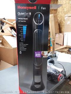 Honeywell quietset 8 whole room tower fan