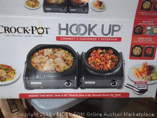 Crock-Pot  Hook Up