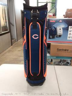 NFL Chicago Bears golf bag