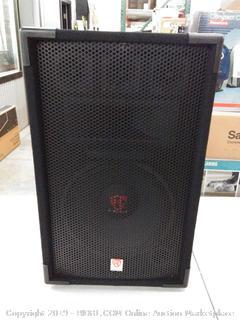 Rockville rsg12 12in 3-way thousand watt PA speaker