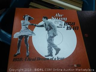 the swing era the music of 1939 and 1940 box set