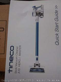 Tineco stick vacuum cleaner (Retail $269)