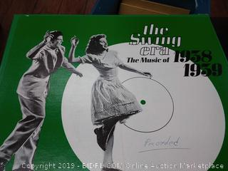 the swing era the music of 1938 and 1949 box set where swing it came from