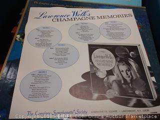 Lawrence Welk's champagne memories champagne collection