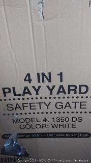 Regalo 4-in-1 Play Yard