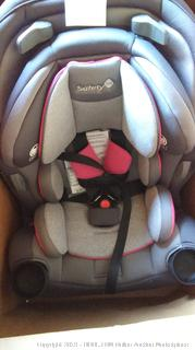 SAFETY 1ST 3-IN-1 CAR SEAT