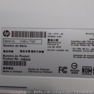 HP LaserJet Pro Color Laser Printer