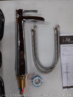 612 Chrome bathroom c31 vessel faucet($225)
