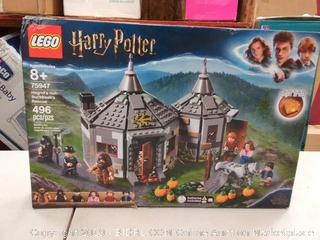 Lego Harry Potter Hagrids Hut: Buckbeaks Rescue