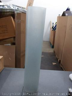 "Vinyl Chair Mat Hard Floor Protector Rectangular 47"" x 35"""