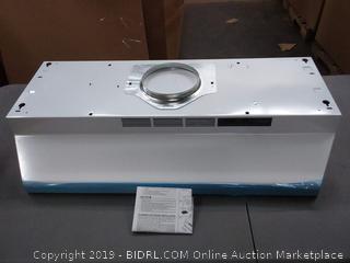 Broan economy 36 inch range hood White