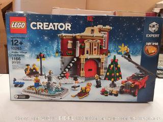 LEGO Creator Expert Winter Village Fire Station 10263 Building