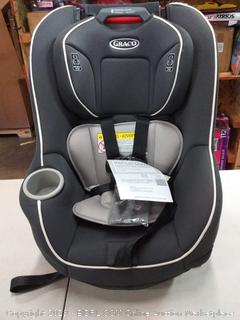 Graco SlimFit 3 in 1 Convertible Car Seat Infant to Toddler Car Seat, Saves Space in your Back Seat