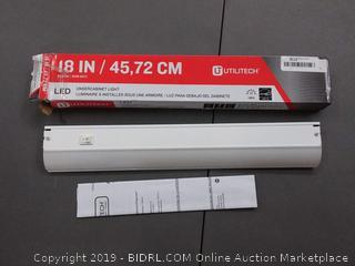 Utilitech LED under cabinet light