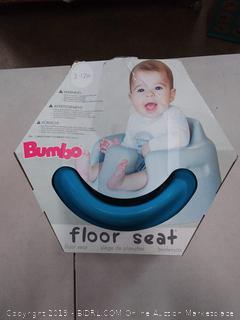 Bumbo Floor Seat, Blue 3-12months