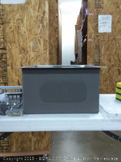 Torva finger radius undermount single Bowl kitchen sink($159)