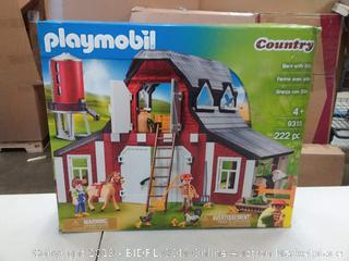 Playmobil Country 9315 Barn with Silo MIB