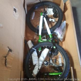 20in boys MTB super 20 Kent bicycle