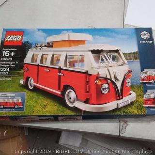 Lego Volkswagon Car
