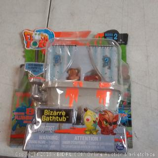 Flush Force Toy
