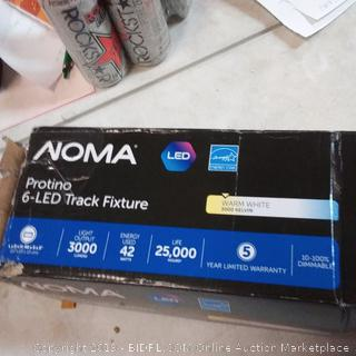 Noma Protino 6 LED Track Fixture