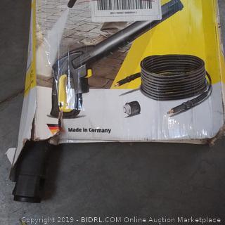 HK 7.5 high pressure hose kit triple gun Quick Connect Karcher brand