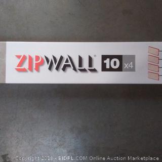 zipwall 10 inch zipper pull 4 pack