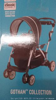 Stand and Ride Double Stroller