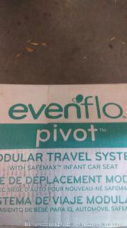 Even Flo Stroller