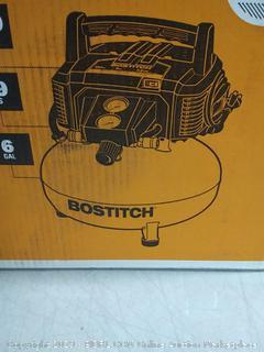 Bostitch BTFP02012 6 Gallon 150 PSI Oil-Free Compressor (online $99)
