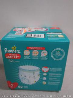Pampers Pull On Diapers Size 5 - Cruisers 360˚ Fit Disposable Baby