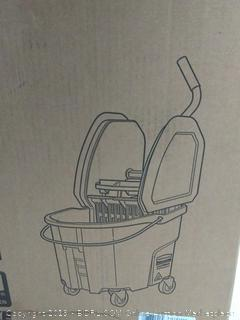 WaveBrake Bucket/Wringer Combos by Rubbermaid® Commercial