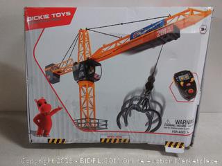 Dickie toys Construction crane