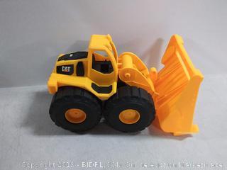 cat construction loader