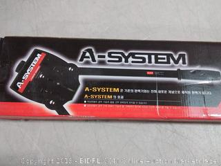 a system power twister adjustable resistance