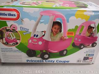 Cozy Coupe Princess by Little Tikes