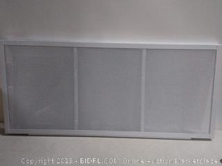 Gladiator GAWA45SFZW 45-Inch GearLoft Shelf, White (online $111)