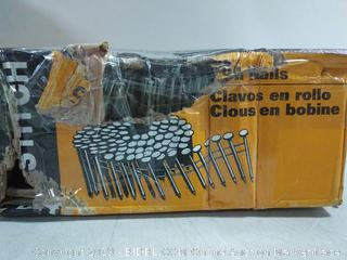 3600 coil nails hot dipped galvanized