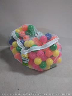 400 Crush Proof Proof Proof Plastic Ball Pit Balls for Inflatable