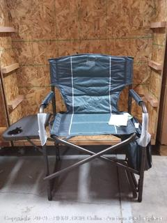 Timber Ridge Laurel director's chair Gray