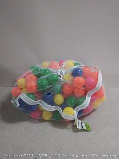Click Ball Pits Accessories N Play Value Pack of 400 Phthalate Free