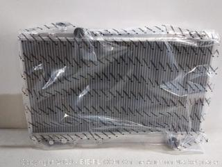 Mishimoto MMRAD-SUP-93T Silver Toyota Supra Performance aluminum radiator 1993 to 98